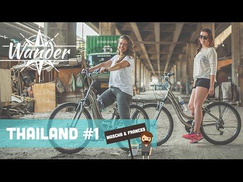 Mascha & Frances #1: Bangkok rondcrossen! – Wander Thailand