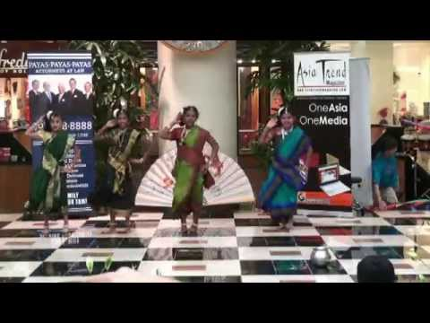 Indian Children Group Dance - Asian Cultural Festival 2014