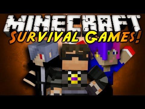 Minecraft: Survival Games Episode 1! (ft. Kuledud3)