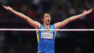 The best Bohdan Bondarenko- High Jump