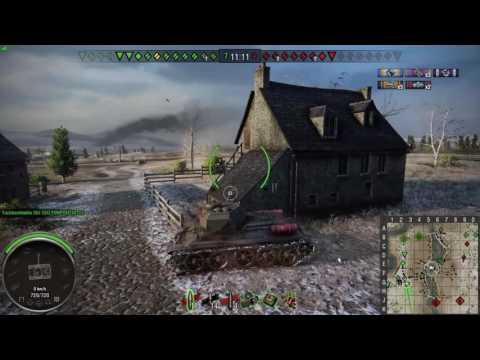 T34-88 topgun game Erlenberg world of tanks ps4