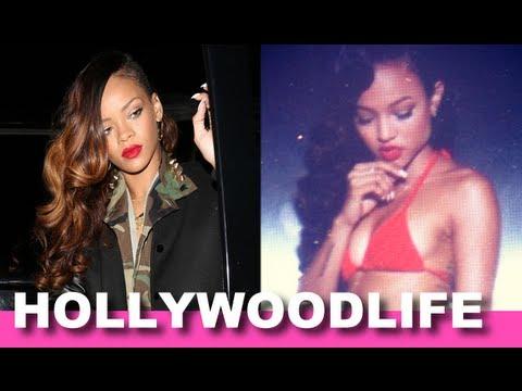 Karrueche Tran Stalking Rihanna, Copying Her Style For Chris Brown