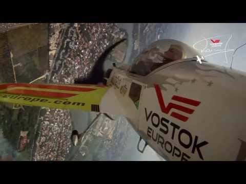Vostok Jurgis Kairys Flight Video Long Version