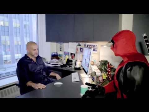 Deadpool Visits Marvel HQ Pt. 4