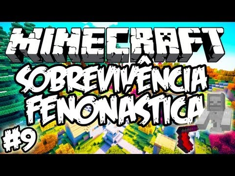 Monstro Feroz, Slaughter! - Sobrevivência Fenonástica: Minecraft #9