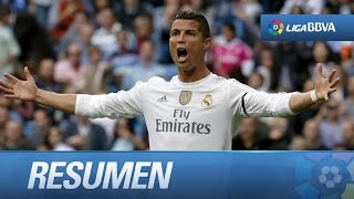 Real Madrid vs Levante 3-0 All Goals and Highlights 2015