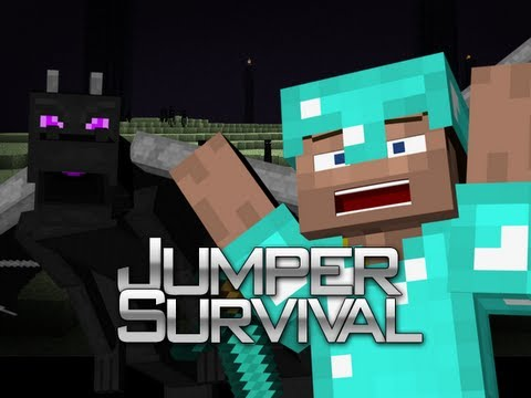 Minecraft Survival : Jumper 2.0 Ep.12 - THE FINAL BATTLE!!