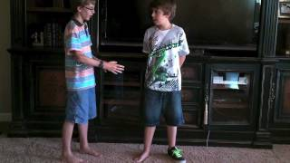 Jake and Dylan Shorts 2