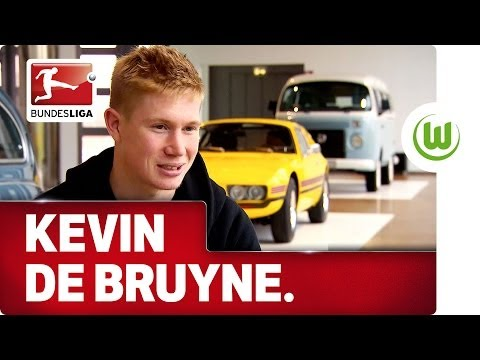 Kevin de Bruyne - Wolfsburg's Superstar and Car Enthusiast