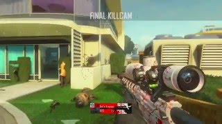 ONE OF MY BEST CLIPS EVER!! (BO2 Clips & Fails)