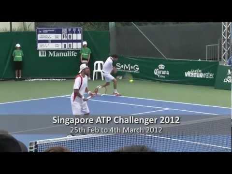 Singapore ATP Challenger 2012