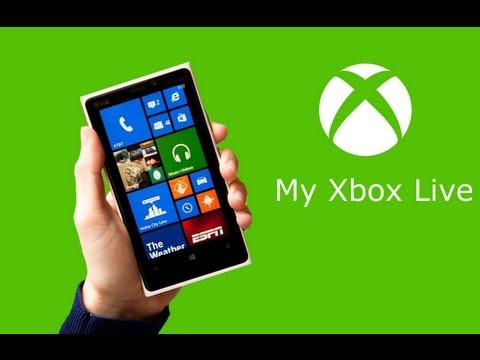 My Xbox Live: Xbox live no seu celular!