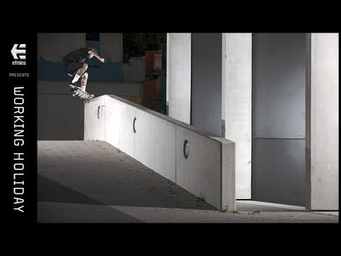 Etnies in Europe | Working Holiday