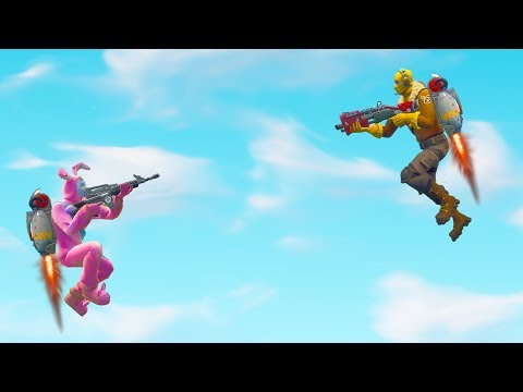 MOST EPIC JETPACK FIGHT | Fortnite WTF, Troll & Funny Moments #30