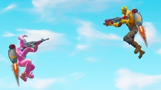 MOST EPIC JETPACK FIGHT | Fortnite WTF, Troll & Funny Moments #31