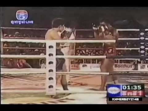 Muay Thai (Sarawut) vs Chey Kosal [25-Feb-2012]