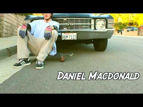 Skateboarding: RAD midz sesh