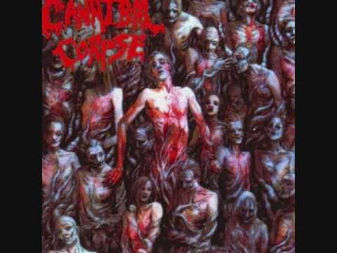 Cannibal Corpse - Stripped Raped Strangled