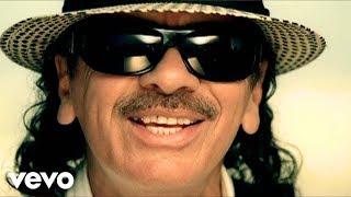 Watch Santana Into The Night video
