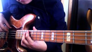 Falling In Love With Jesus / How Great Thou Art [Bass Cover]
