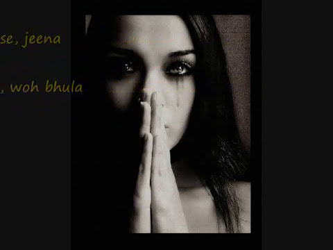 Tuu Hai Lyrics Mithoon Sad Hindi-2009-SonG