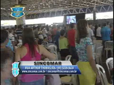 ASSEMBLÉIA  DO SINCOMAR 26    04   2015