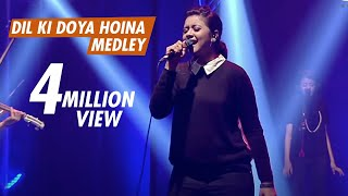 DIL KI DOYA HOINA MEDLEY - TAPOSH FEAT. OYSHEE : WIND OF CHANGE [ PRE-SEASON ] at GAAN BANGLA TV