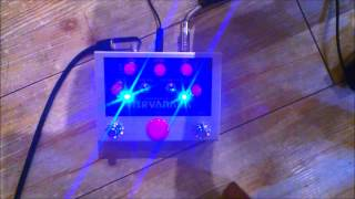 BANANANA effects NIRVANANA Guitar / Bass Synth Guitar Demo