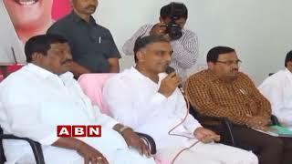 Minister Harish Rao's developmental programs in Siddipet - Inside - netivaarthalu.com