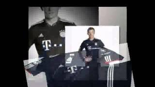 FC Bayern München UCL Trikot 2011