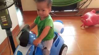 baby car ride