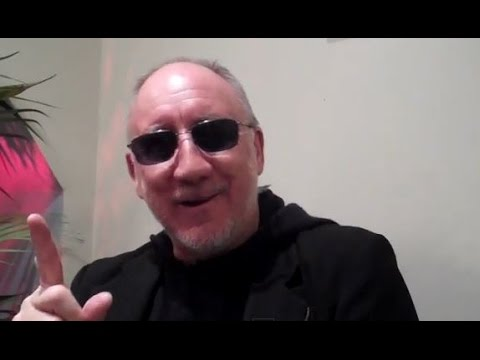 Pete Townshend interview 24.11.11 more at Music-News.com