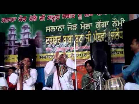Jyoti Nooran & Sultana Noora At Darbar Baba Buta Shah Ji By Rohit Pabwan Part 3 video