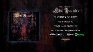 Mike Lepond's SILENT ASSASSINS - Hordes of Fire (audio)