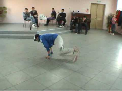 Bboy b vas post scriptum crew vs bboy jordan at sakhalin abc 2009