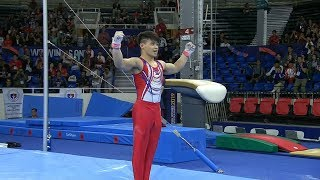 Carlos Yulo | Gymnastics Artistic Horizontal Bars Final | 2019 SEA Games