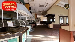 Abandoned Golden Corral In PA