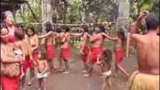 Tari Telanjang Suku Amazon :