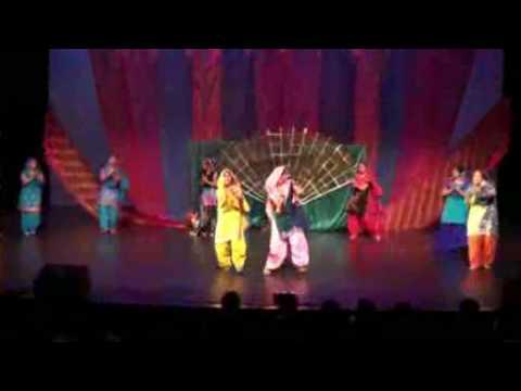 Swar Sadhana Vocal Contest Grand Finale 2010 Punjabi Giddha...