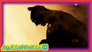 Batman and Bane BFF's Dark Knight Rises Parody - Randomness
