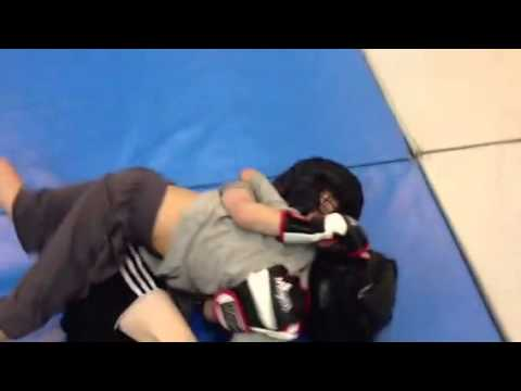 Pankration training for kids at age of6years old Image 1