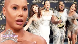 The Real wins a Daytime Emmy...without Tamar Braxton!