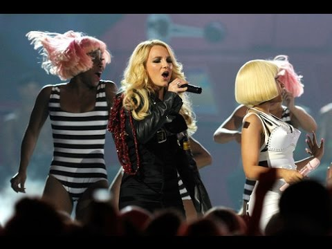 Nicki Minaj • Super Bass till The World Ends (remix) With Britney Spears In Hd video