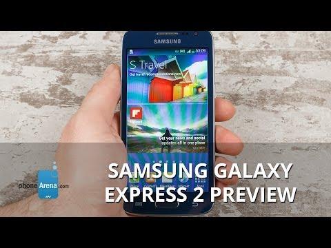 Samsung Galaxy Express 2 Preview