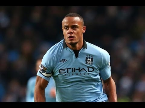 Vincent Kompany - One Of The Worlds Best Defenders