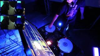 DJ Kick-Mix - Rolling in the Dance - Live Touchscreen Video Mashup