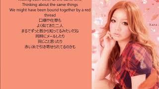 Kana Nishino  - If  (Lyrics)