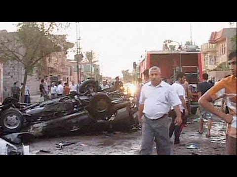 Dozens killed in Iraq as car bombs target Eid festivities