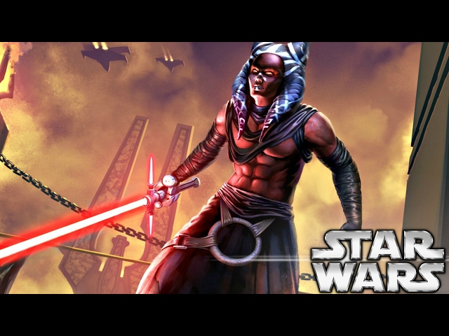 The Sith Warrior - Star Wars Explained