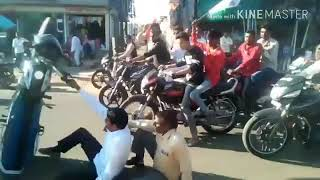 Top Funny Video Beautiful Girl Fire on Motorbike